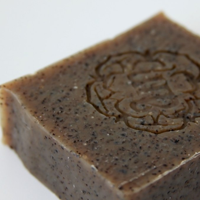 Hand made soap COFFEA