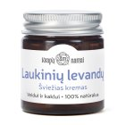 Natural face cream WILD LAVENDER with frankincense