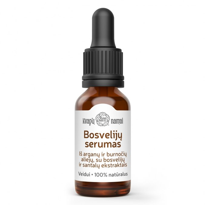 Natural Frankincense Serum