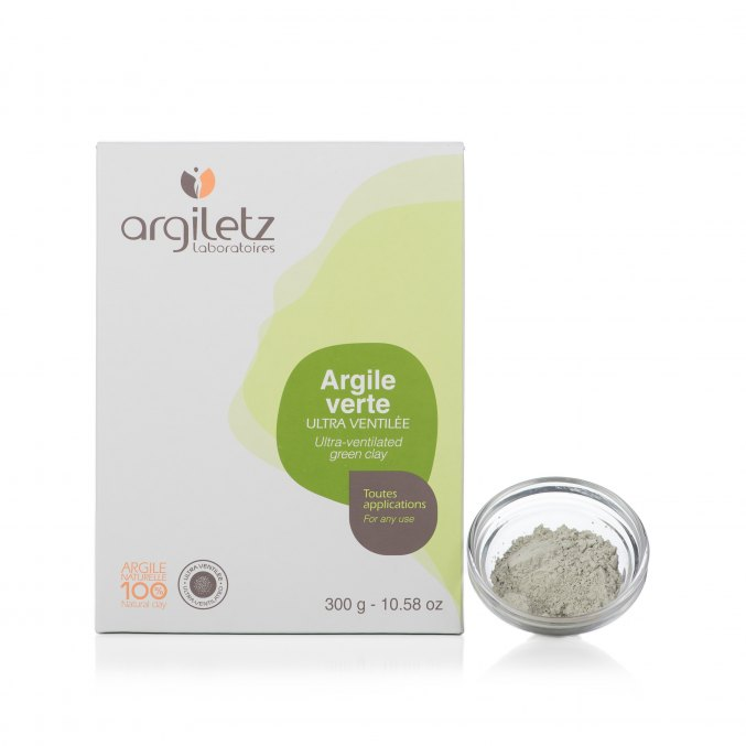 GREEN CLAY Argiletz